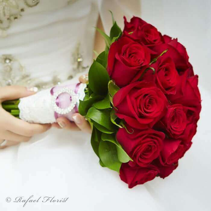 Bridal Bouquet For The Bride